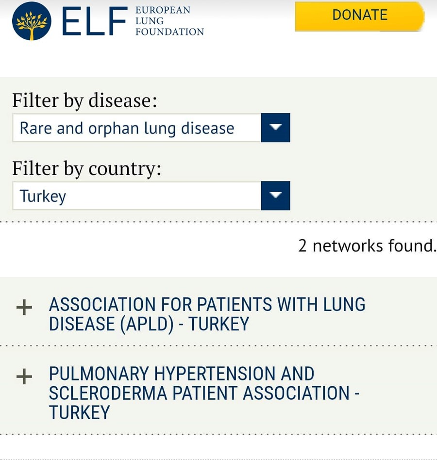 European Lung Foundation - ELF